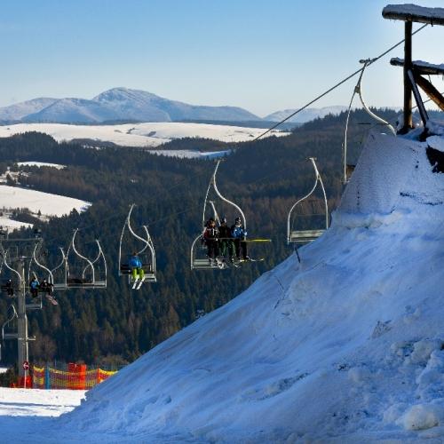 Tylicz.ski III stacja w Polsce wg skionline