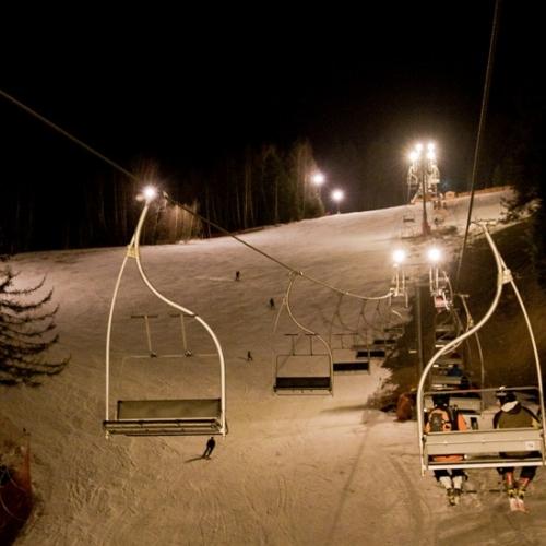 Tylicz.ski nocą