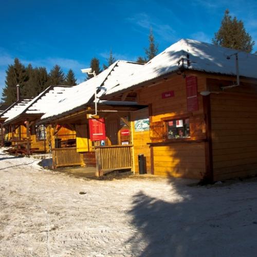 Restauracje na stacji